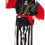 Folat 21680 - Kinderkostüm Pirat
