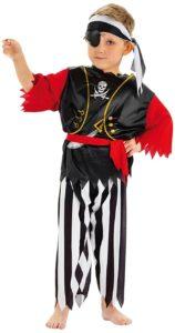 Folat - Kinderkostüm Pirat