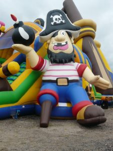 Piratenkostüm für Fasching