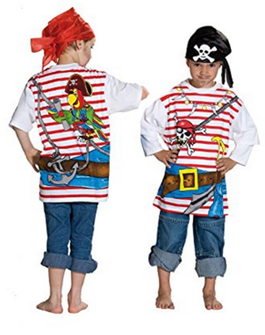 Kinder Piraten T Shirt T Shirt Fur Kinder Gute Qualitat
